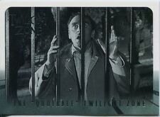 Twilight Zone Series 4 S&S Quotable Twilight Zone Chase Card Q12