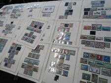 Nystamps Japan many mint stamp collection Scott page