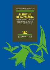 PLENITUD DE LA PALABRA. NUEVO. Nacional URGENTE/Internac. económico. AUTOAYUDA
