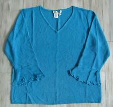 Coldwater Creek Green Plus Size Sweaters for Women for sale