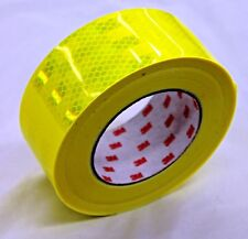 TOYOTA REFLECTIVE TAPE HIGH VIS SAFETY EQUIPMENT INDUSTRY MINING SPEC 15M ROLL
