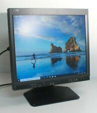JVC LM-H171 LCD Display Monitor Ecran 17 Pouces BNC DVI VGA