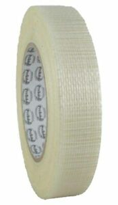 Heavy Duty Cross Weave Tape Reinforced Fibreglass Extra Strong Packaging Tape