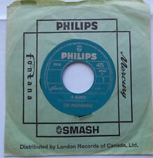 LES PARISIENNES A banda / Le temps... NM- CANADA '60s FRENCH 45 CLAUDE BOLLING