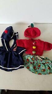 Muffy Vanderbear 2 Outfits NABCO