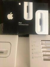 Genuine Apple iPod Universal Dock MA045G/C Used
