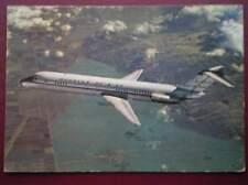 POSTCARD MCDONNELL DOUGLAS DC9-40