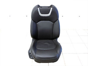 seat passenger seat Front Right for Lim Leather Heated Citroen C5 RD TD 08-10