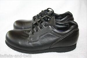 PW Minor Shoes Orthotic Orthopedic Women 6 B Vibram Sole Extra Depth Comfort