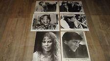L' EXORCISTE William Friedkin linda blair photos presse cinema  tournage 1977