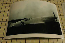 "KEITH RIDER'S  R-6 EIGHT BALL NX-96Y AIR RACING AIRPLANE 5""X7"" B & W PHOTOGRAPH"