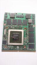 NVIDIA GeForce 280M MXM 3.0 - DELL Clevo M15X M17X R2 R3 R4 R5 - GPU