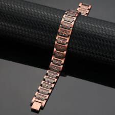 Copper Magnetic Bracelet for mens Arthritis Pain Relief Energy Strength women