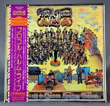 Procol HARUM Live In Concert Orch 2003 Sealed JAPAN Mini LP CD VICP-62044 20bit