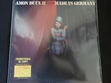 """Amon Duul II """"Made In Germany"""" Original LP. 1st pressing/Promo Copy. VERY RARE !"""