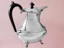 """Kaffeekanne """"Silber"""" Birmingham 1915"""