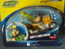 Disney Junior Mickey And The Roadster Racers GOOFY'S TURBO TUBSTER Car