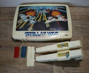 Stellar War Electronic Dual Target Game.Vintage.