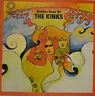 """THE KINKS - GOLDEN HOUR OF THE KINKS GOLDEN HOUR GH 501 12"""" LP (X 59)"""
