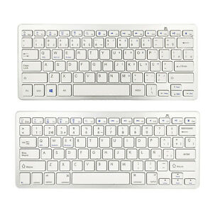 78-key Wireless Bluetooth Keyboard Easy Use Cable-Free for Computer Notebook