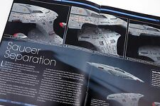 Star Trek spocks méduses modèle de navire Eaglemoss NEUF AVEC MAGAZINE