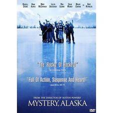 MYSTERY, ALASKA (DVD, 2000) CLASSIC SPORTS MOVIE HOCKEY