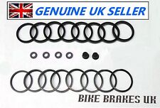 Suzuki GSXR 750 GSX-R750 WN WP 1992 1993 vorne Nissin Brake Caliper Seal Kit