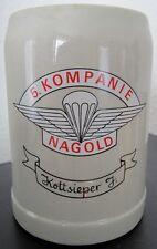 Riservisti Krug militare federale boccale 5. compagnia Nagold Paracadutisti battaglione 252