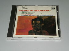 CHARLIE MARIANO - A JAZZ PORTRAIT OF CHARLIE MARIANO - ORG FRESH SOUND CD 1991 -