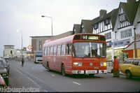 London Transport LS244 Rayners Lane 1979 Bus Photo