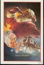 1991 COCA-COLA POST CARD SEASON'S GREETING'S CIRCA 1949