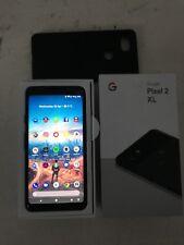 Google Pixel 2 XL - 64GB - Just Black (LOCKED EE) Smartphone