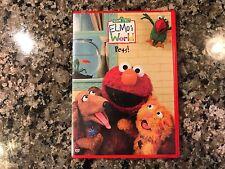Elmo's World Pets DVD! Sony Wonder 2006