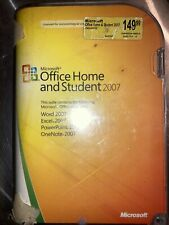 Microsoft Office Home and Student 2007 for Microsoft (79G00007)