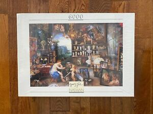 NEW 6000 Nathan THE VIEW Jigsaw Puzzle by Jan Brueghel the Elder