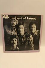QUADRA DISC - THE BEST OF BREAD  12 INCH LP     HARD TO FIND