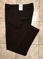 PERRY ELLIS * Mens Brown Casual Pants * Size 34 x 32 * NEW WITH TAGS