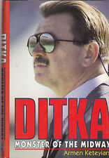Ditka : Monster of the Midway by Armen Keteyian (1992, Hardcover)