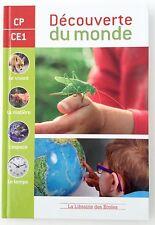 La Librairie Des École /CP/ CE1/ Découverte Du Monde