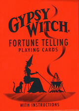 US Games GW10 Gypsy Witch Tarot Playing Cards Game Tell Fortune Telling Deck