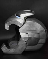New CATTOYS 1/1 FULL Metal props Iron Man MK42 XLII LED Helmet Replica