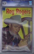 Roy Rogers # 72 Dell 1953 CGC 9.2 (NEAR MINT-)