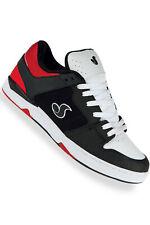 DVS Shoes Argon Deegan black white red Skate BMX MX NEUWARE Gr.41 -  46 SALE
