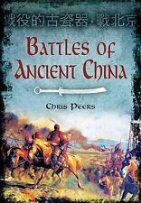 Battles of Ancient China, Peers, Chris