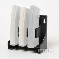 FMA Tactical Mag Storage Shelves Storage Containers Mag Holder Black Gear