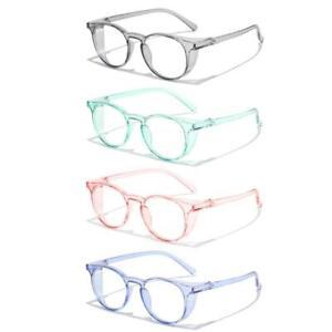 Anti Fog Goggles Glasses Side Shields Anti Blue Light protection Eye Glasses
