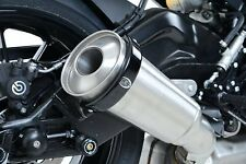 "R&G Racing Oval Supermoto Exhaust Protector | 4.5"" To 5"" End Cans 
