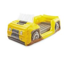 Kids Airbed Car Holiday Camping Outdoor Blow up Bed - Brand New
