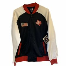 New York Rangers New Era Cooperstown Collection Jacket Size Large NWT
