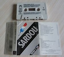 RARE K7 CASSETTE AUDIO TAPE MICHEL SARDOU BERCY 89 DOUBLE DUREE
